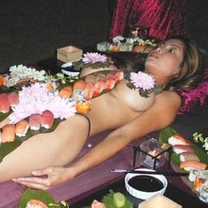 Суши-Girl