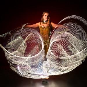Восточный танец Аэлита