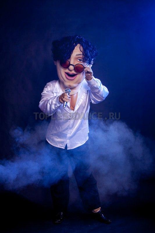 Ростовая кукла с портретным сходством Григорий Лепс