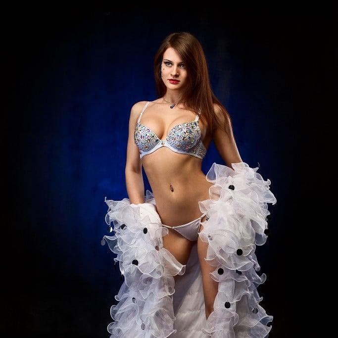 Женский стриптиз - Марина